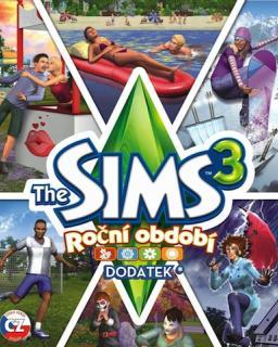 ESD The Sims 3 Roční Období