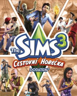 ESD The Sims 3 Cestovní Horečka