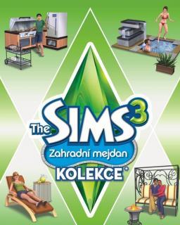 ESD The Sims 3 Zahradní Mejdan