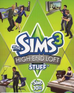 ESD The Sims 3 Luxusní bydlení