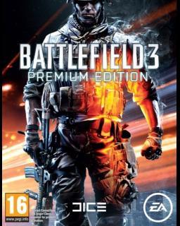 ESD Battlefield 3 Premium Edition