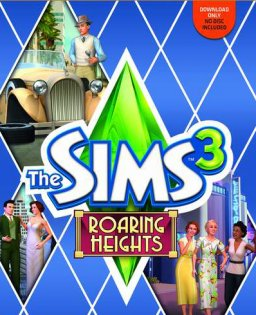 ESD The Sims 3 Roaring Heights