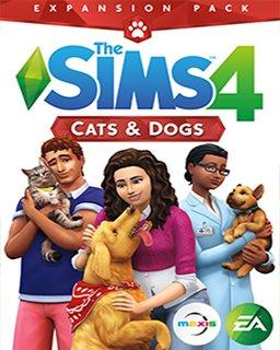 ESD The Sims 4 Psi a kočky