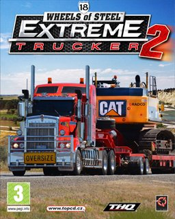 ESD 18 Wheels of Steel Extreme Trucker 2