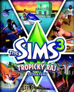 ESD The Sims 3 Tropický Ráj