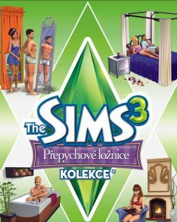 ESD The Sims 3 Přepychové ložnice