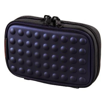 """Hama pouzdro Dots 4,3"""" (10,9 cm), modré"""