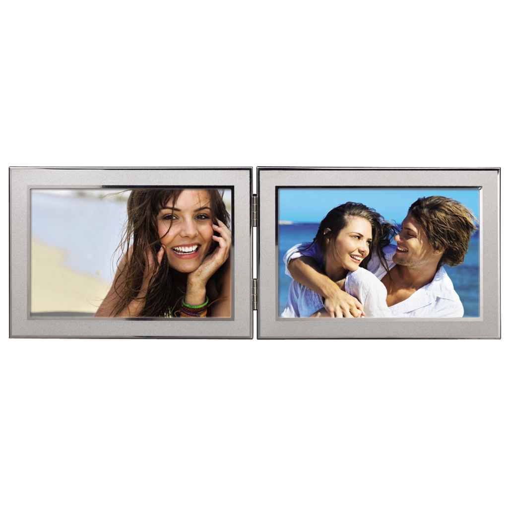 Hama portrétový rámeček Philadelphia, 2x 10x15 cm, horizontální