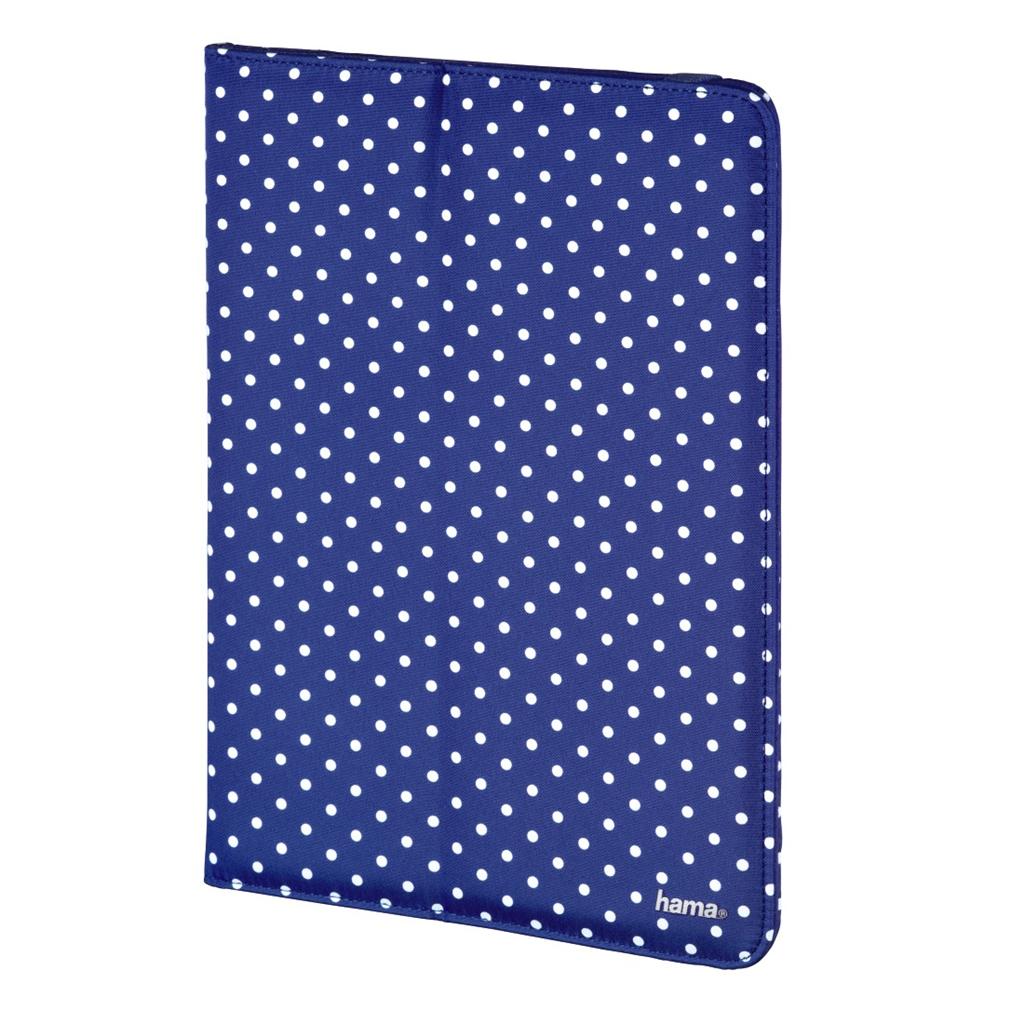 "Hama Polka Dot pouzdro na tablet, do 20,3 cm (8""), modré"