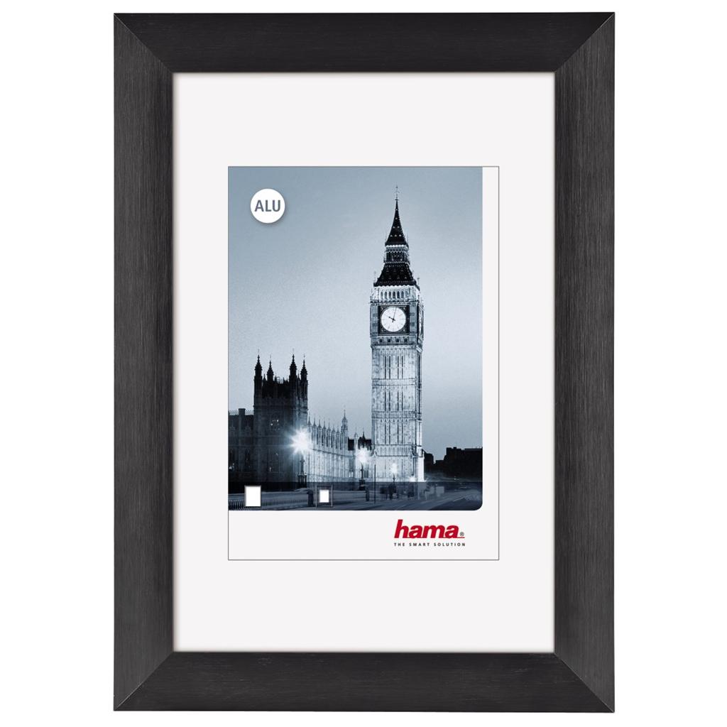 Hama rámeček hliníkový LONDON, černá, 50x70 cm