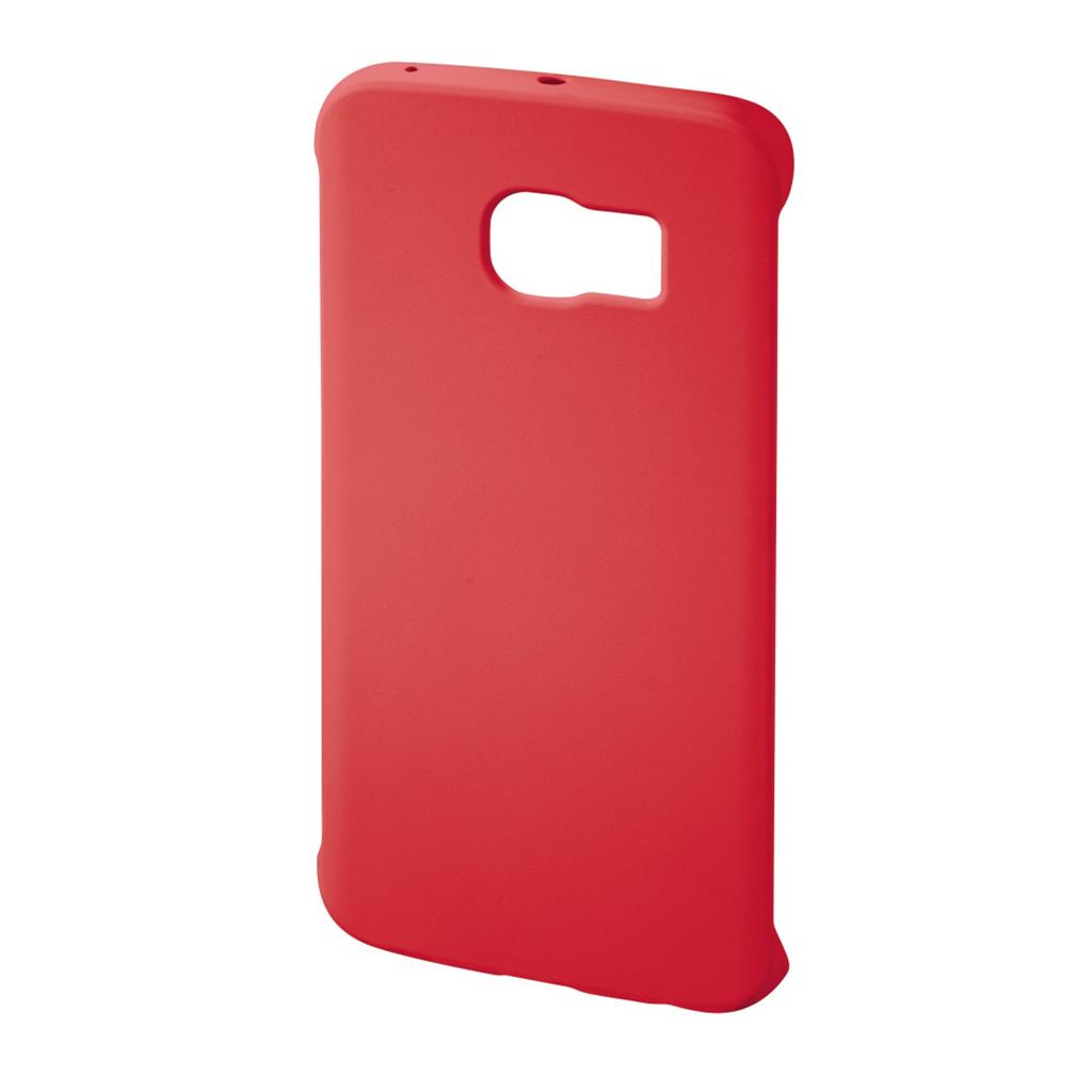 Hama Touch kryt pro Samsung Galaxy S6 Edge, červený
