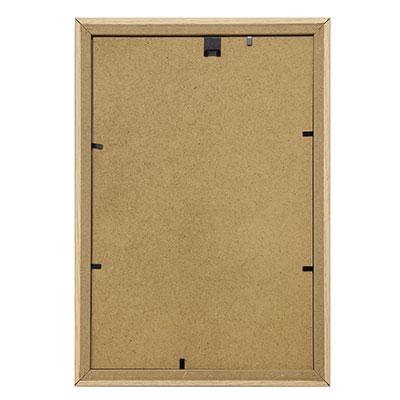 Hama rámeček dřevěný JESOLO, žlutá, 20x30cm