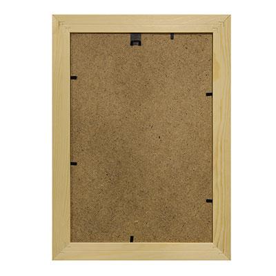 Hama 1213 rámeček dřevěný LORETA, přírodní, 20x30cm