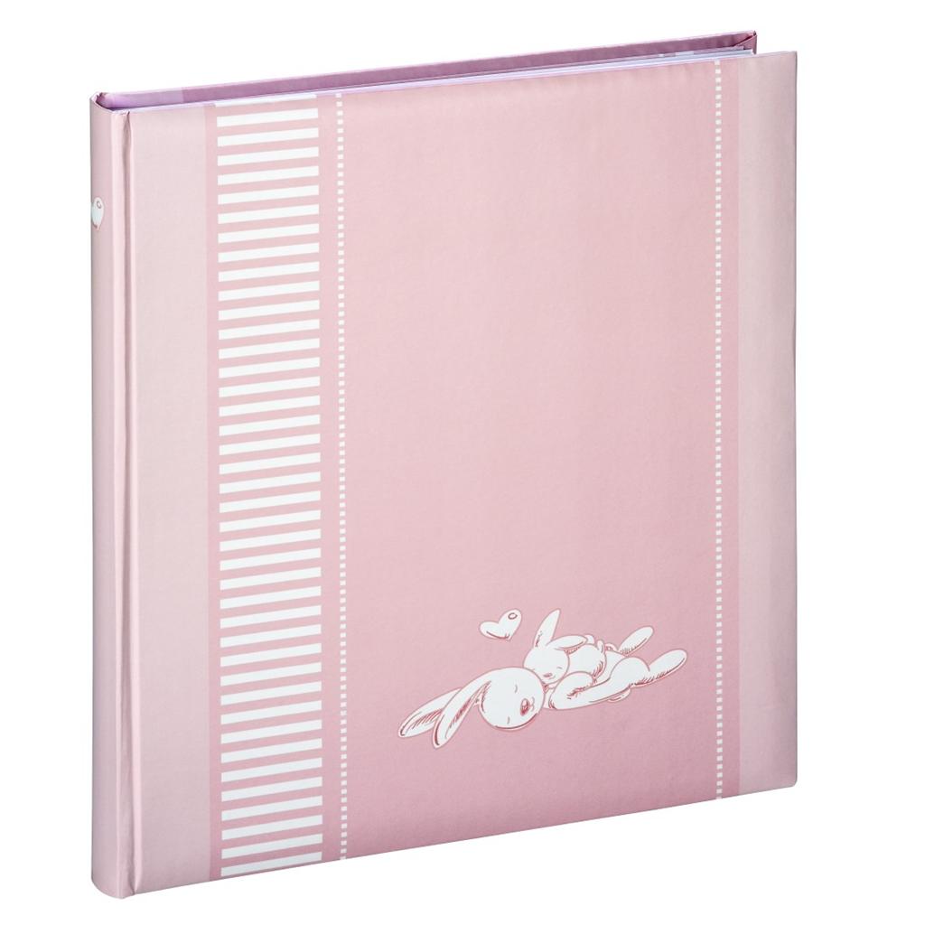 Hama album klasické LASSE 29x32 cm, 50 stran, růžové