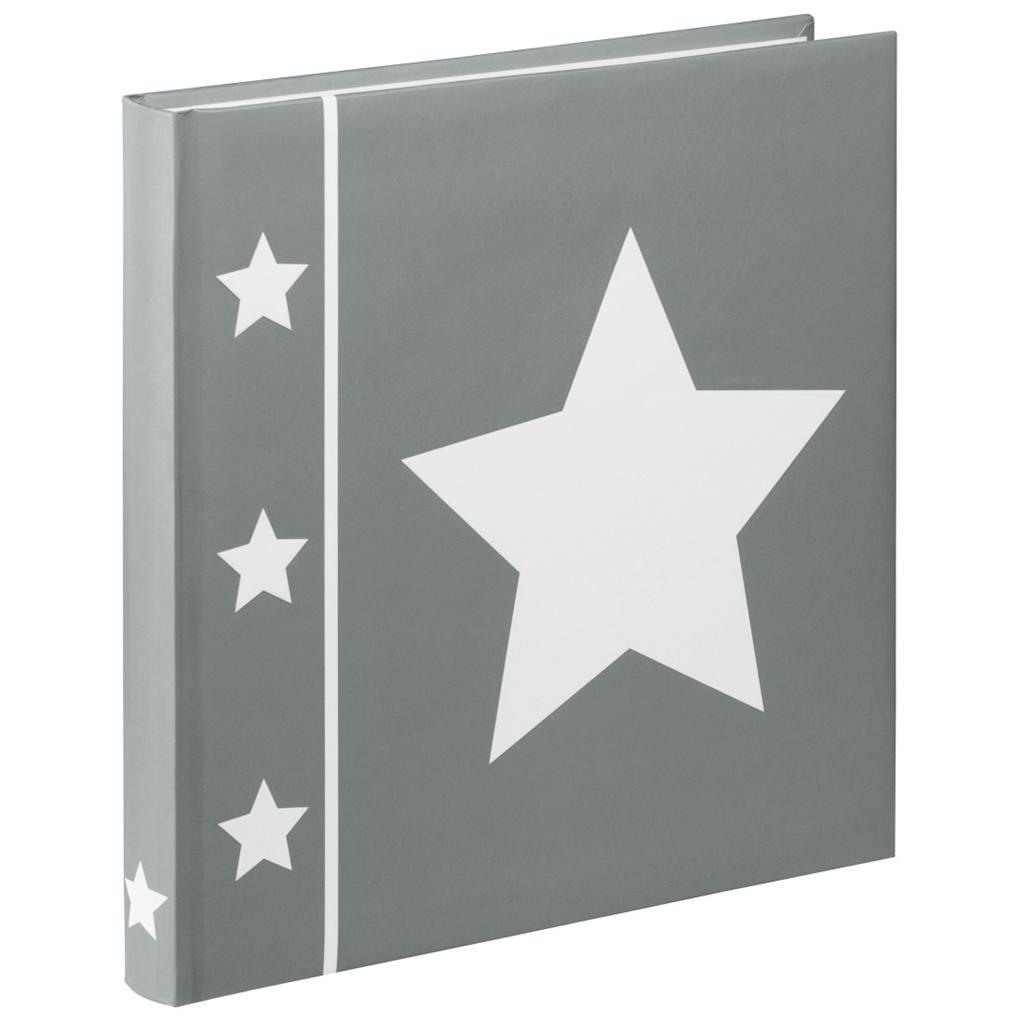 Hama album klasické SKIES 30x30 cm, 60 stran, šedá