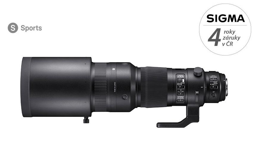 SIGMA 500/4 DG OS HSM Sports Nikon F mount