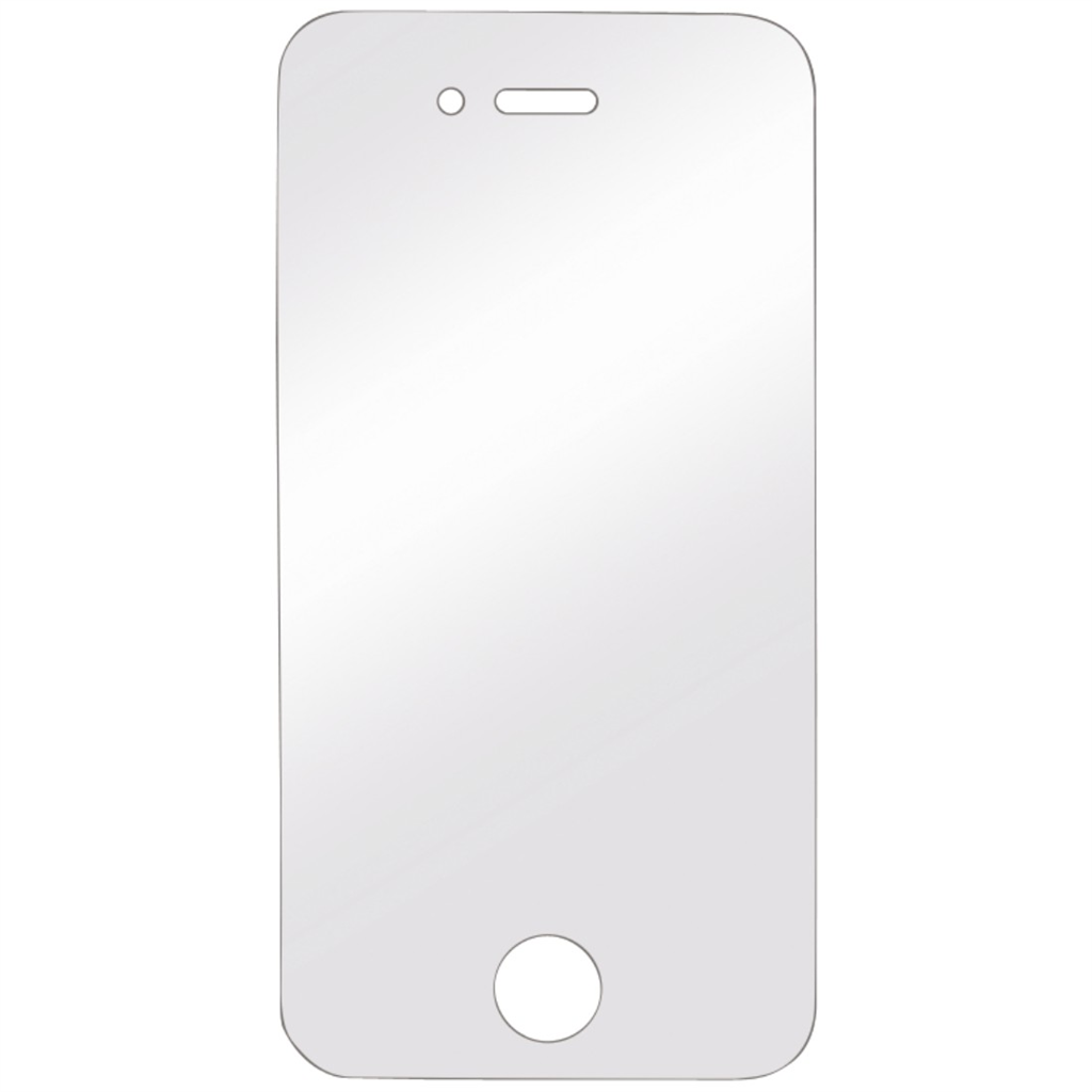 Hama fólie na displej Easy On pro Apple iPhone 4S, set 2 ks (cena uvedená za set)