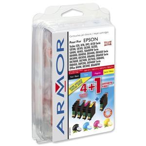 Armor ink-jet pro Epson Stylus D78 (T071x)Bk/C/M Y