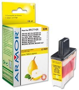 Armor ink-jet pro Brother DCP 110C, (LC900Y)