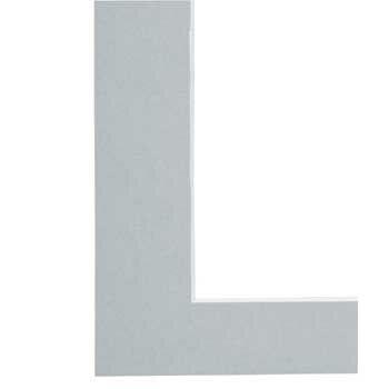 Hama pasparta, barva granit, 60 x 80 cm