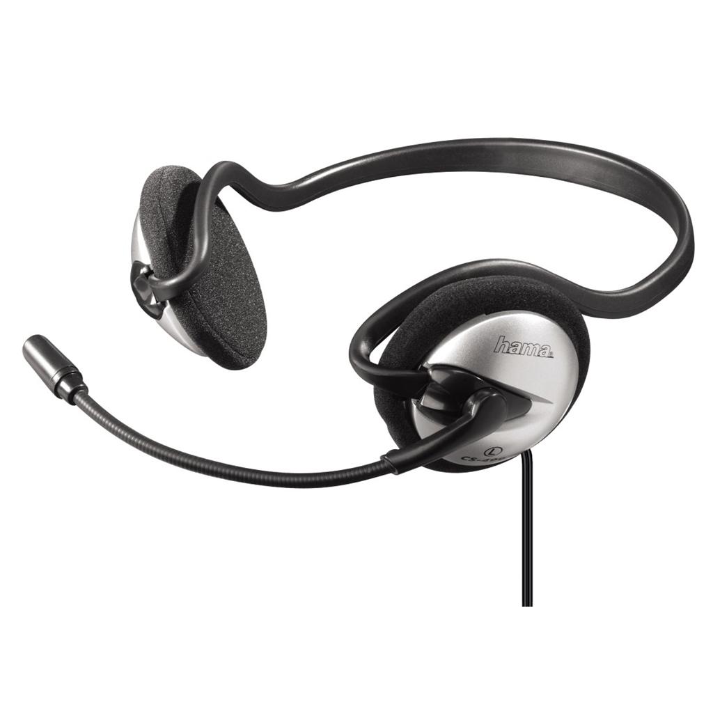"Hama PC Neckband Headset ""CS-499"""