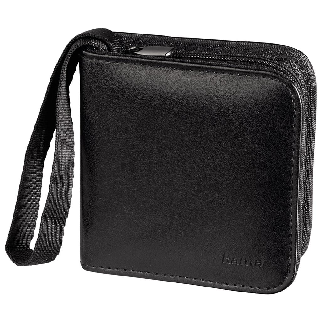 Hama pouzdro na paměťové karty SD, černé
