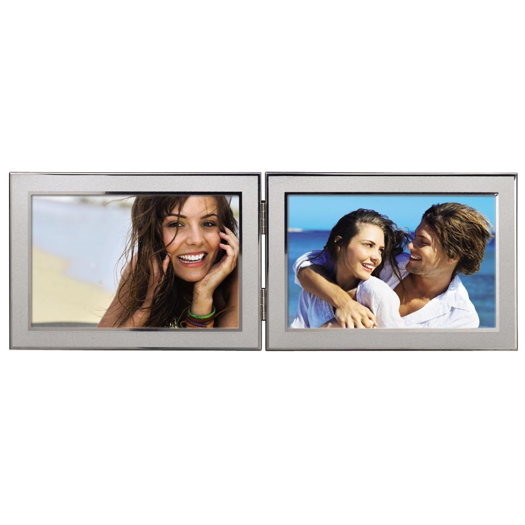 Hama portrétový rámeček Philadelphia 2x 13x18 cm, horizontální