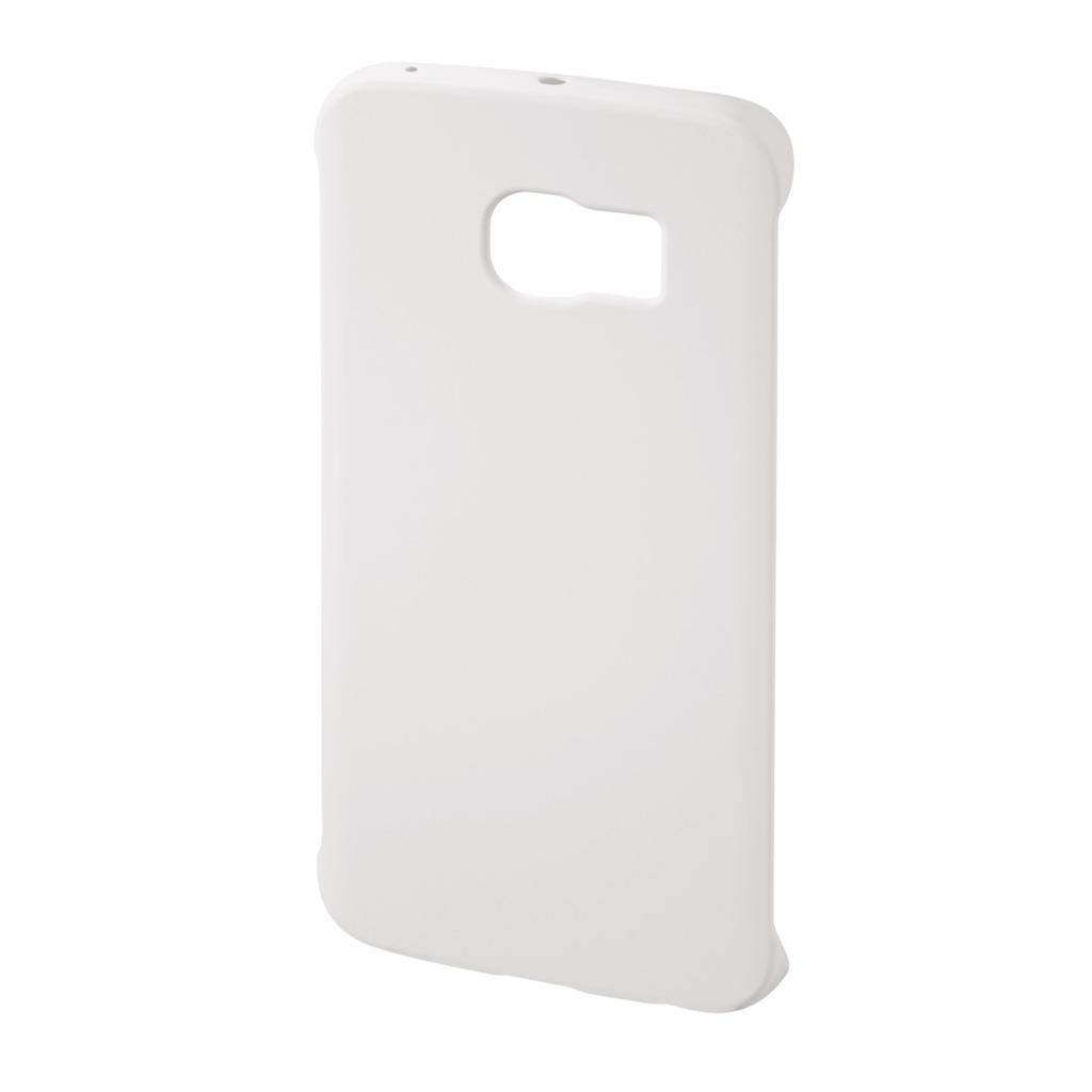 Hama Touch kryt pro Samsung Galaxy S6 Edge, bílý