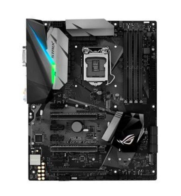 ASUS STRIX Z270F GAMING, s.1151, Z270, DDR4, PCIe 3.0x16, SATAIII, ATX