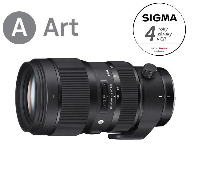 SIGMA 50-100/1.8 DC HSM ART Nikon F mount