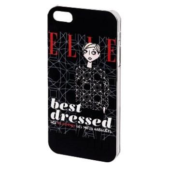 "Kryt ELLE ""best dressed"" pro Apple iPhone 5/5s"