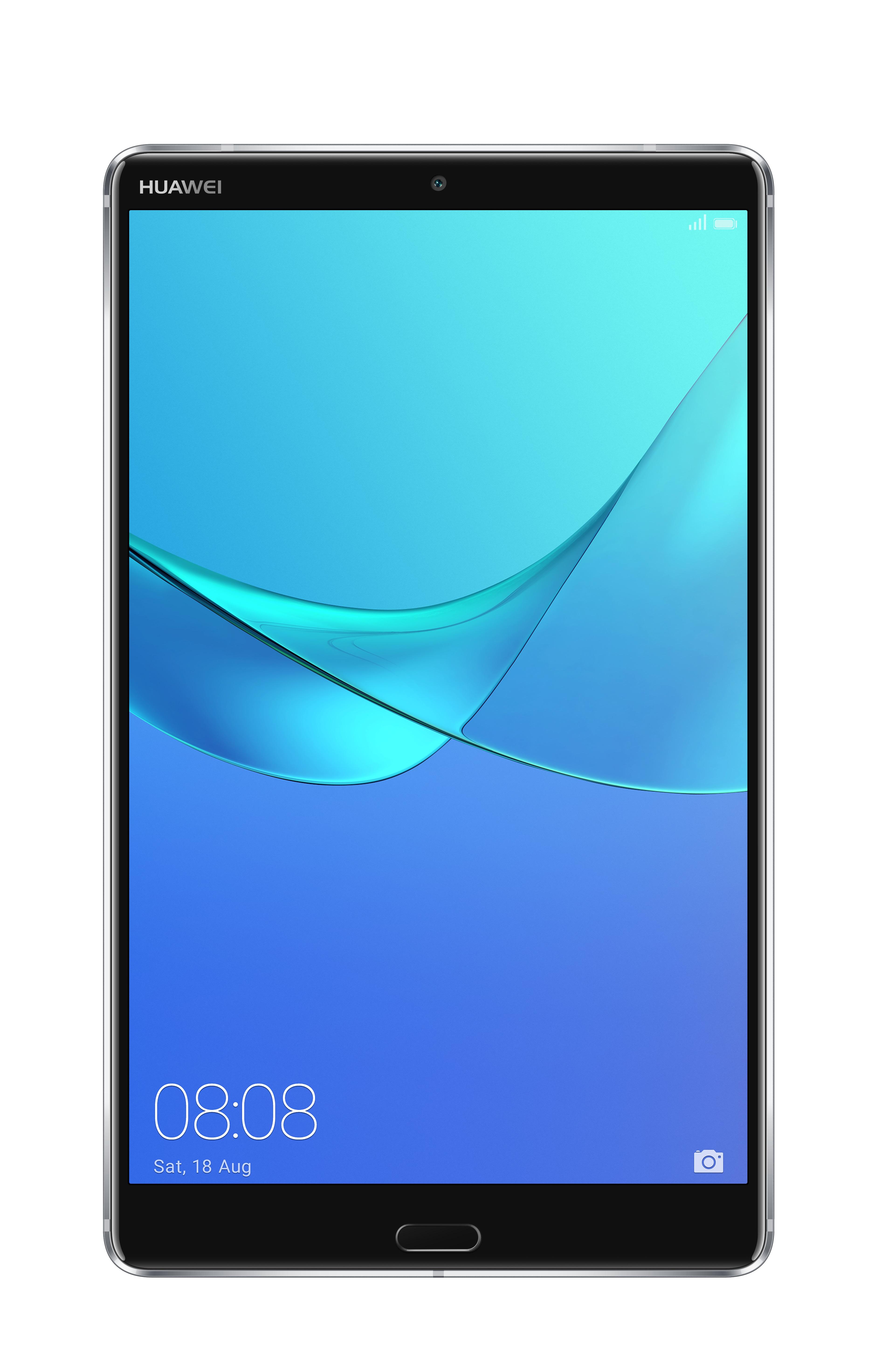 """Huawei MediaPad M5, 8.4"""", Wi-Fi, 32 GB, Space Gray"""