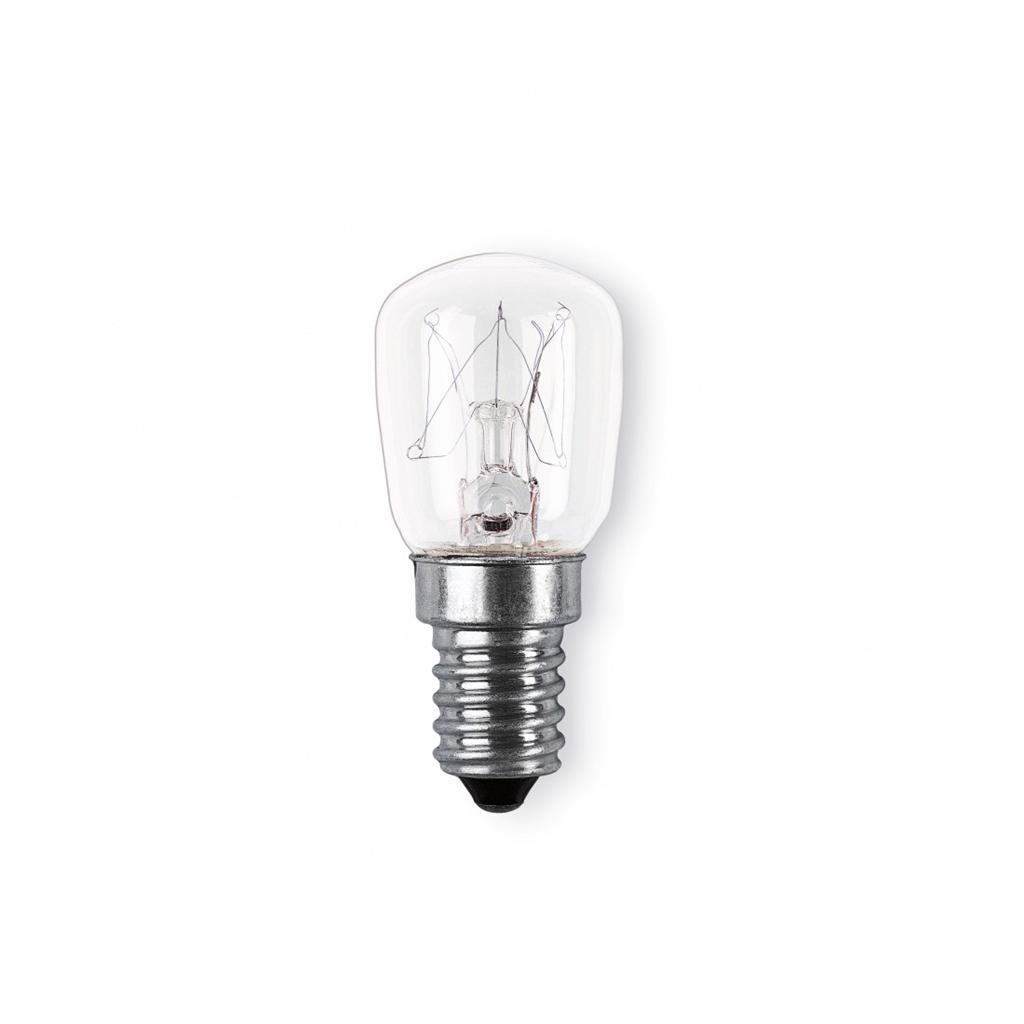 Xavax žárovka pro chladicí zařízení, 15 W, E14, hruškovitá, čirá