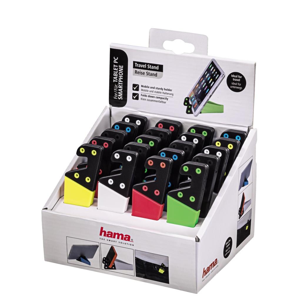 Hama stojan Travel pro tablety/smartphony