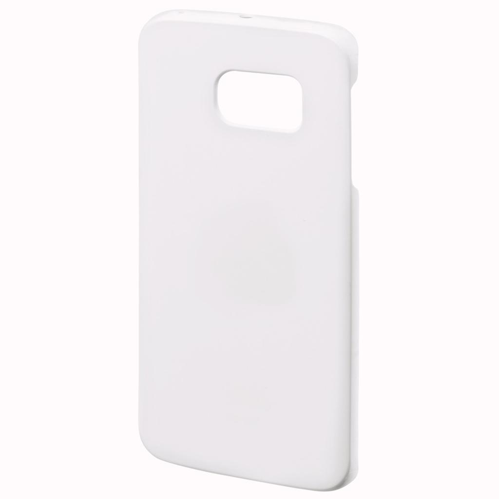 Hama kryt Rubber pro Samsung Galaxy S6 Edge, bílý