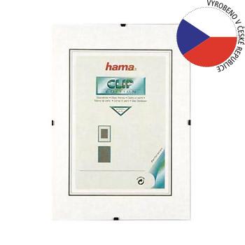 Hama clip-Fix, průhledný plast, 62x93cm