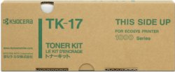 Kyocera toner TK-17