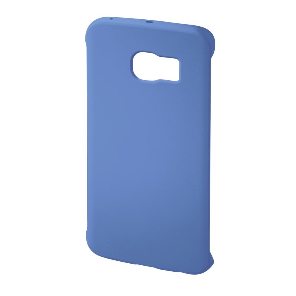 Hama Touch kryt pro Samsung Galaxy S6 Edge, modrý