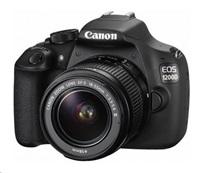 Canon EOS 1200D Body zrcadlovka 18.0MPix + 18-55 III DC