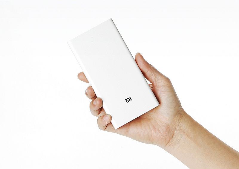 BAZAR_Xiaomi Power Bank 20000 mAh, 2x USB, white