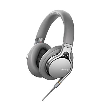 SONY sluchátka MDR-1AM2 šedá