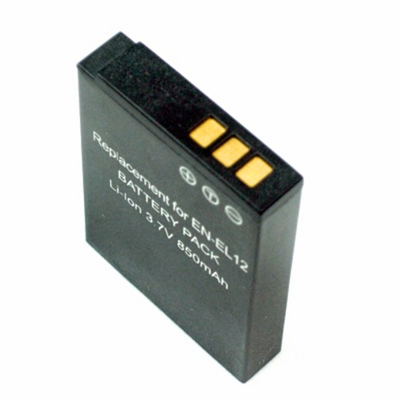 Doerr akumulátor NIKON EN-EL12, 980mAh