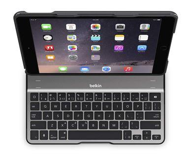 Belkin iPad Air 2 Bluetooth QODE™ Ultimate klávesnice, černá