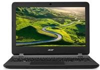 """Acer Aspire ES 11 (ES1-132-C92R) Celeron N3350/2GB+N/A/eMMC 32GB+N/A/HD Graphics/11.6"""" HD matný/BT/W10 Home/Black"""