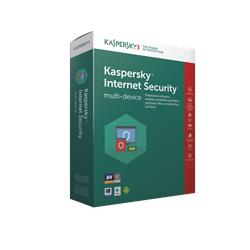 Kaspersky Internet Security multi-device 2018 CZ, 3 zařízení, 12 měsíců - prodloužení (ESD)