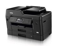 Brother MFC-J3930DW, A3 tiskárna/kopírka/skener/fax, tisk na šířku, duplexní tisk a sken do A3, síť, WiFi, dotykový LCD