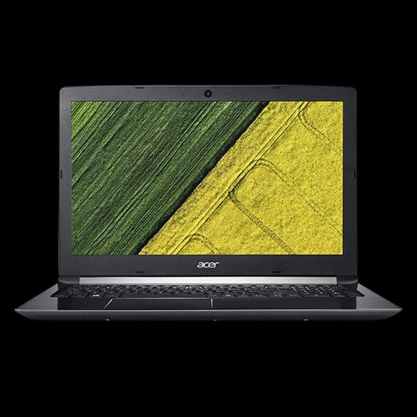 """Acer Aspire 5 (A517-51G-8435) i7-8550U/4GB+8GB/128GB SSD M.2+1TB/DVDRW/MX150 2 GB/17.3"""" FHD IPS matný/BT/W10 Home/Black"""