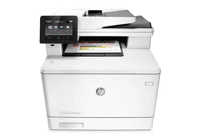 HP CLJ Pro MFP Color M477fdn (A4, 27/27ppm, USB 2.0, Ethernet, Print/Scan/Copy/Fax, Duplex)