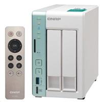 QNAP TS-251A-2G (1.6GHz, 2GB RAM, 1x HDMI, 2x LAN, 2x SATA)