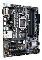 ASUS MB Sc LGA1151 PRIME H270M-PLUS, Intel H270, 4xDDR4, VGA, mATX